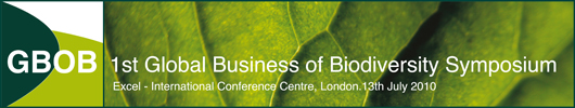 Biodiversity conference banner