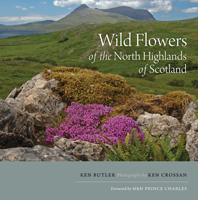 cover of wildflowers of north highlands book