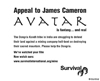 appeal to james cameron